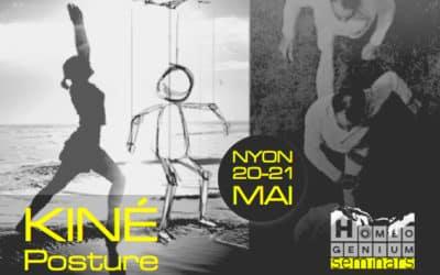 KINÉ Posture (20 et 21 mai 2017)