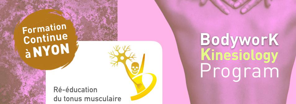 Bodywork Kinesiology Program (dès novembre 2019)